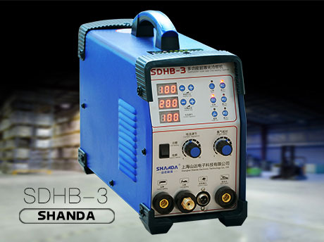 Multifunction super laser cold welding machine